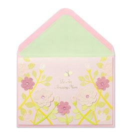 PAPYRUS® Mothers Day Card Florals and Vines