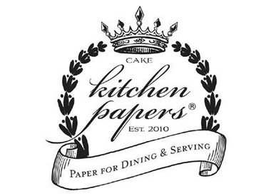 Kitchen Papers Cake Vintage
