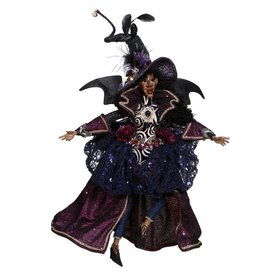 Mark Roberts Fairies Halloween Witches 51-77508 Queenie Witch SM 21in