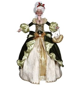 Mark Roberts Fairies Santas Mrs Claus On the Town 23 inch 51-77882