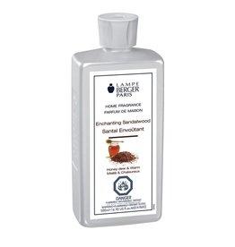 Lampe Berger Oil Liquid Fragrance 500ml 415349 Enchanting Sandalwood