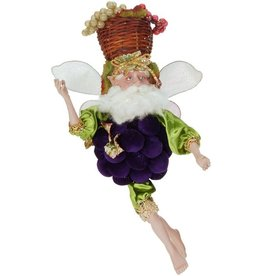 Mark Roberts Fairies Spring Grape Fairy 51-41886 16.5 inch MD