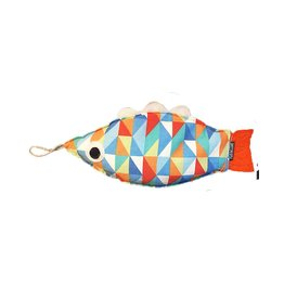FishBellies™ Fish Shaped Microwavable Corn Bags GUPPY - Charlie