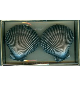SPI Scallop Shell Drawer Knob - Knob Pulls - Set of 2