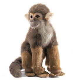 Hansa Toy Squirrel Monkey 8 Inch Plush