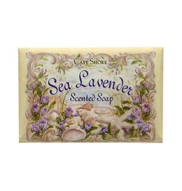 Cape Shore Bar Soap Sea Lavender Fragrant Scented Soap
