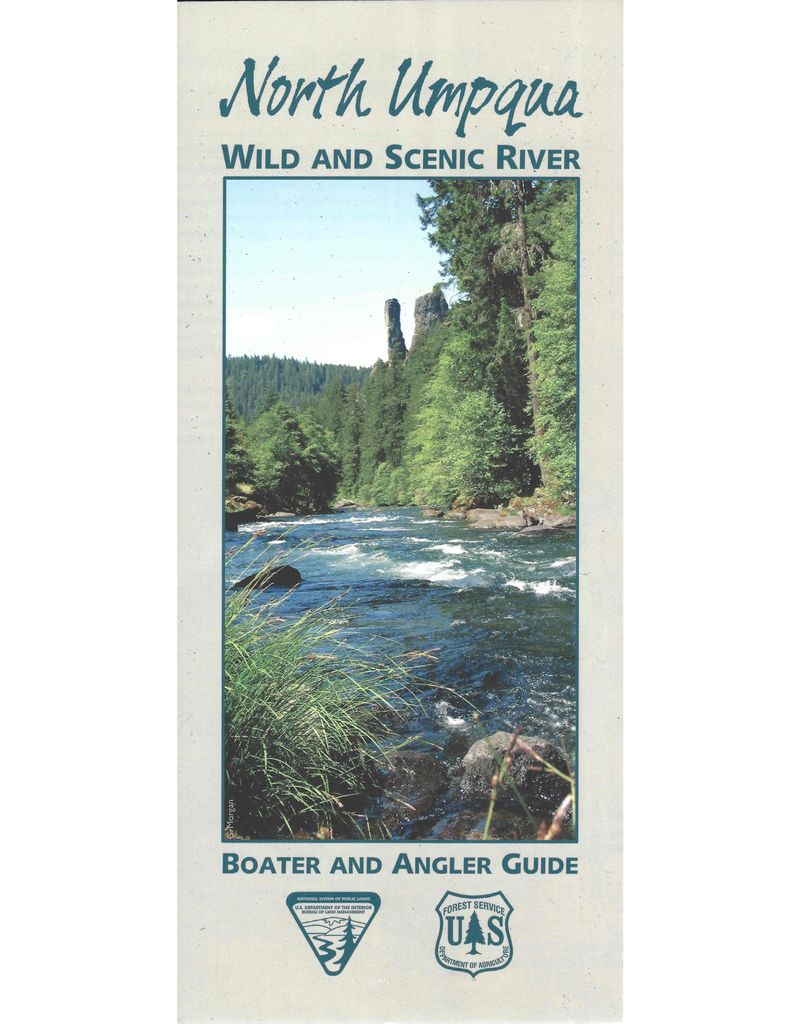 North Umpqua Wild Senic Guide