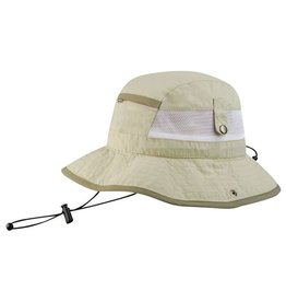 UV Pocket Bucket Hat - Charcoal
