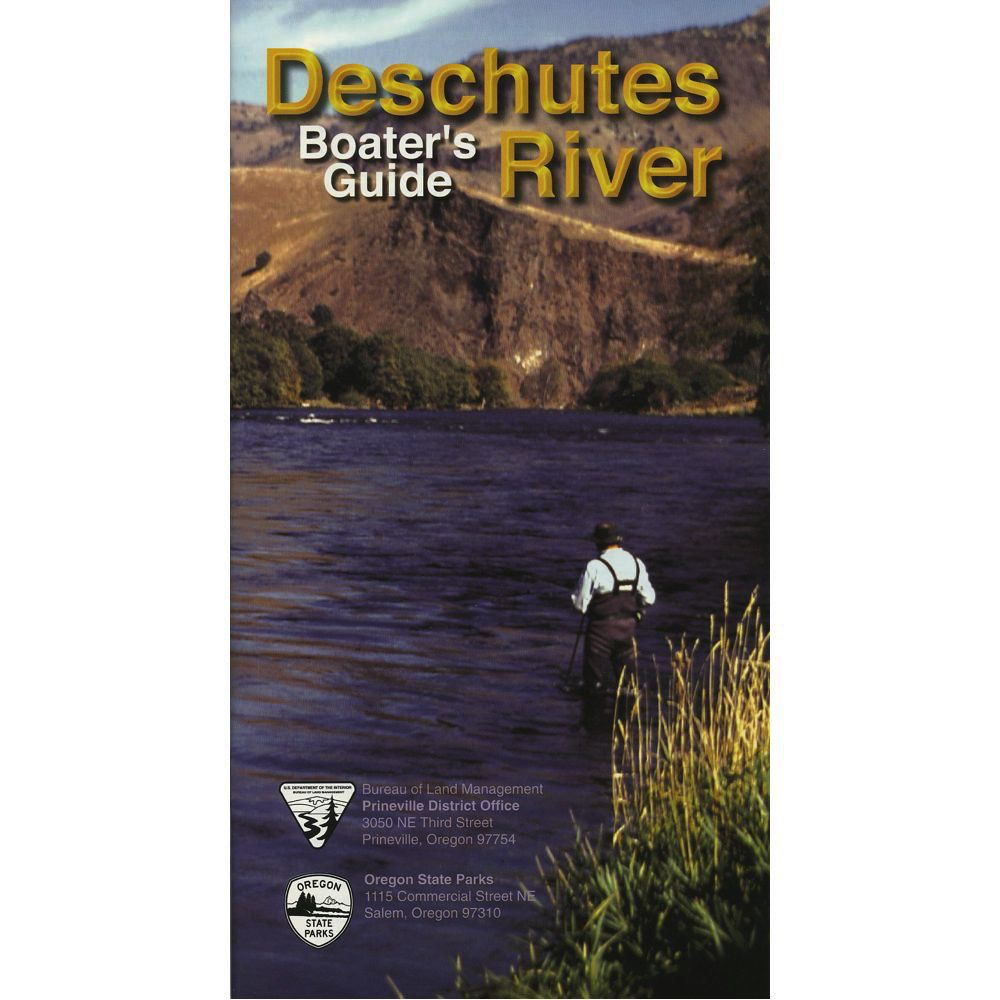 Deschutes River Boater's Guide