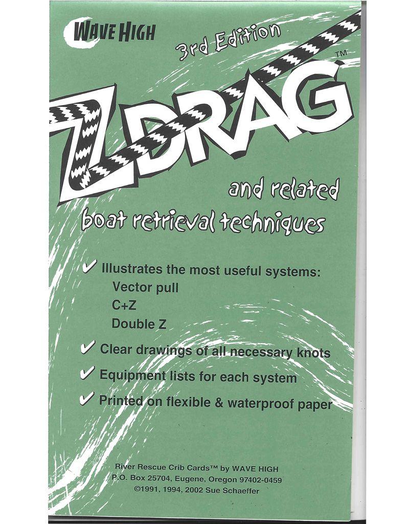 Whitewater Designs Z-Drag crib sheet