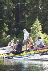 Oregon Paddle Sports Overnight Camping Trip At Waldo September 6 - 8