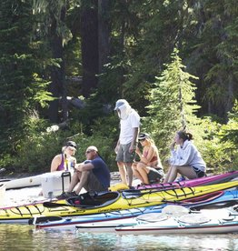 Oregon Paddle Sports Overnight Camping Trip At Waldo September 6 - 8