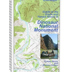 Guide To Green River & Yampa River in Dinosaur Natl. Monument