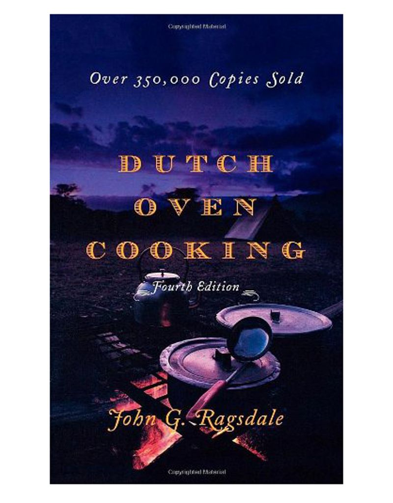 Dutch Oven Cooking Book