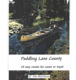 Paddling Lane County Book