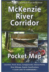 Mckenzie River Corridor Pocket Map