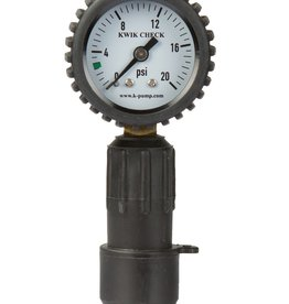 NRS K-Pump Kwik Check Standard Pressure Gauge