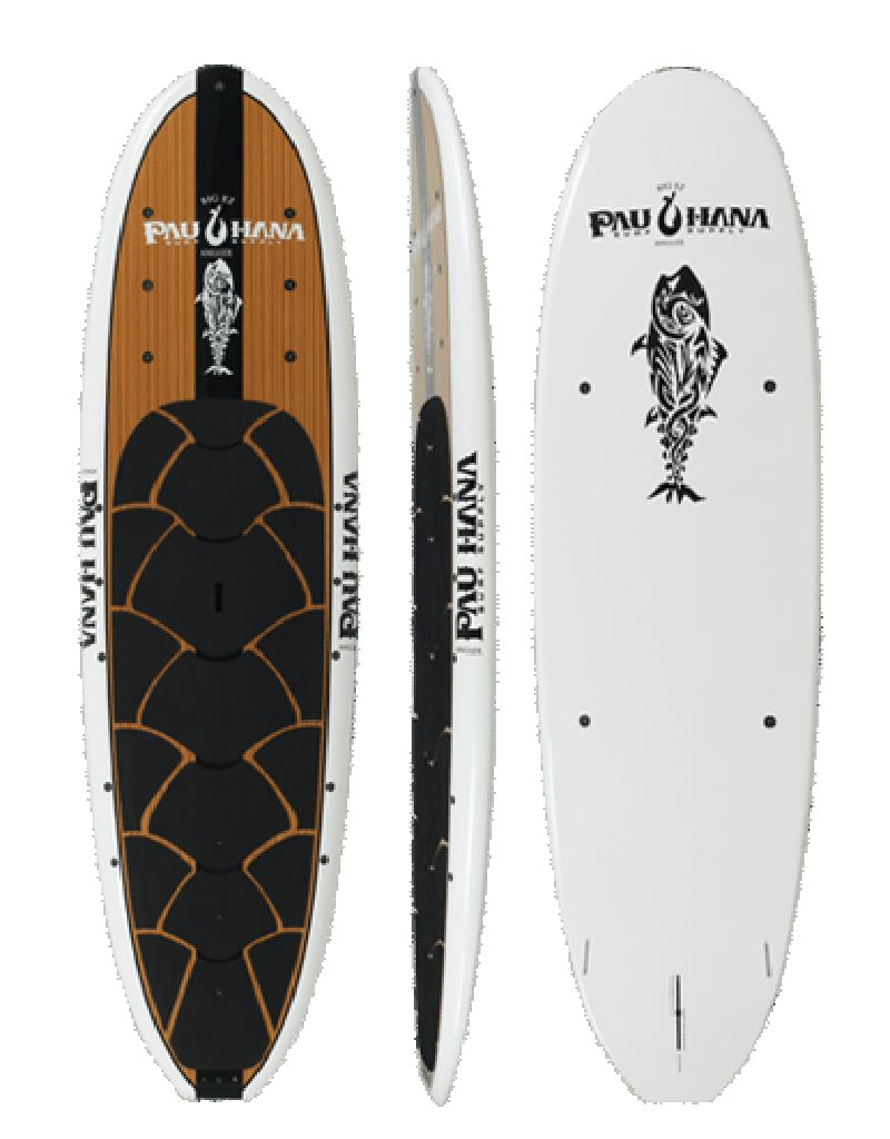 "Pau Hana Big EZ Angler 36"" SUP with Ricochet"
