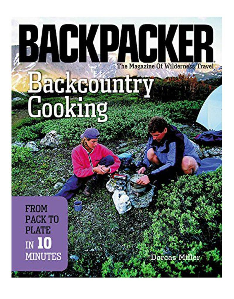 Backpacker Backcountry Cooking