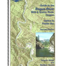 Guide To Rogue River Oregon Wild & Scenic