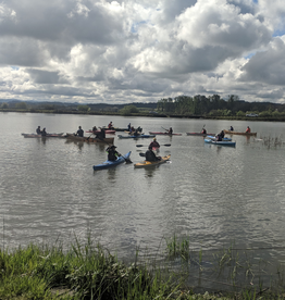 Oregon Paddle Sports Fundamentals of Paddling Class