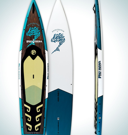 Pau Hana Surf Supply Pau Hana Endurance XL Paddle Board with Ricochet
