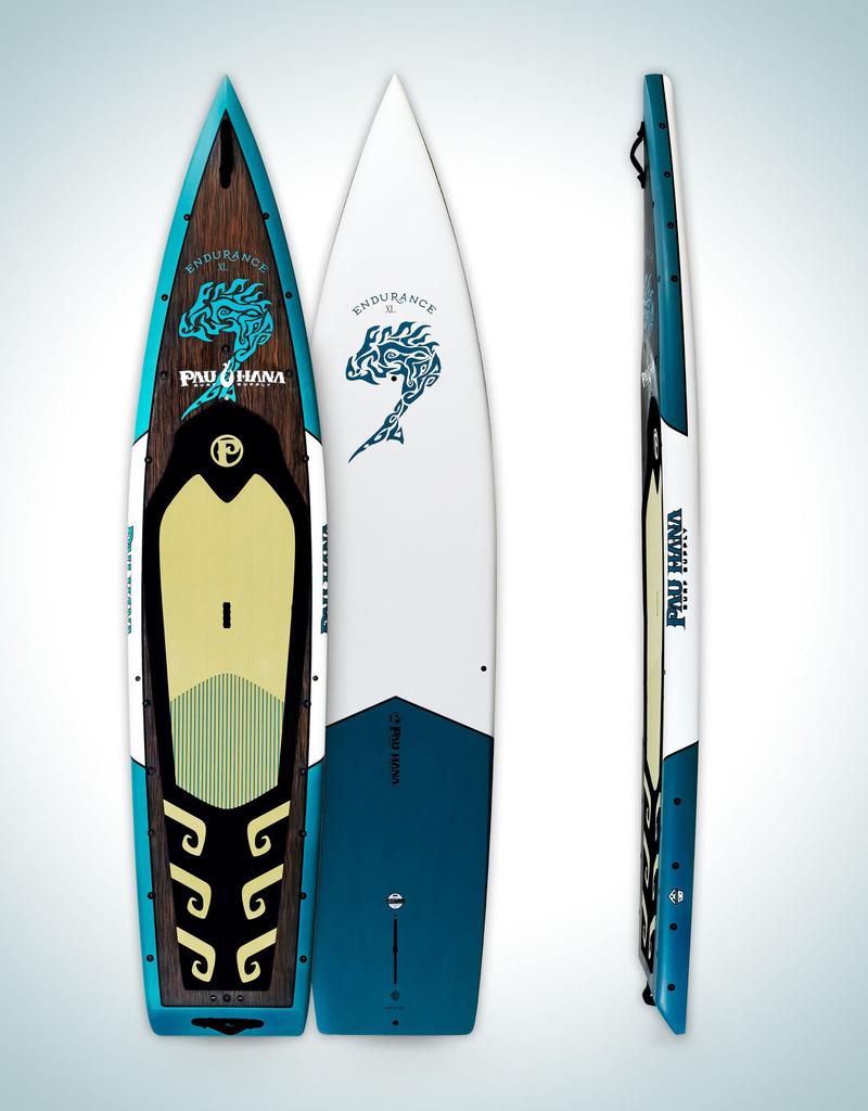 Pau Hana Surf Supply Pau Hana Endurance XL Paddle Board with Ricochet