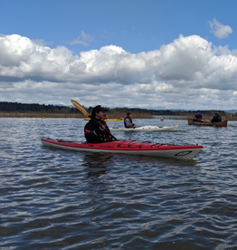 Oregon Paddle Sports Fundamentals of Paddling June 1