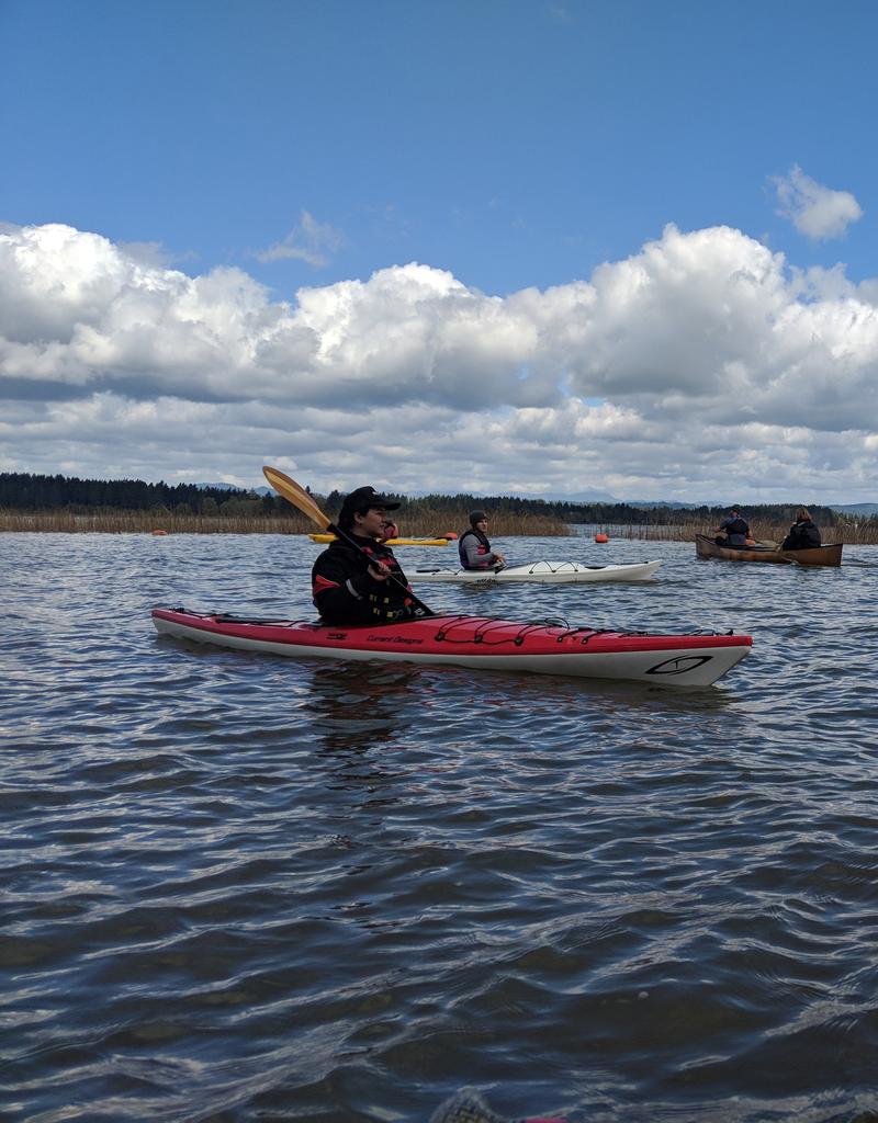 Oregon Paddle Sports Fundamentals of Paddling June 1