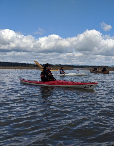 Oregon Paddle Sports Fundamentals of Paddling July 27