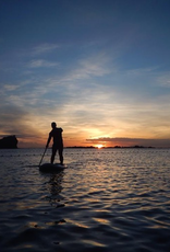 Oregon Paddle Sports Intro to SUP with Tanya Scoggin August 3