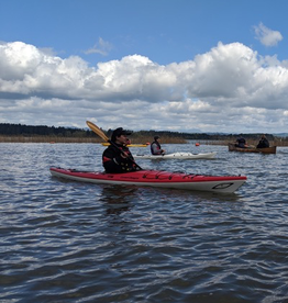 Oregon Paddle Sports Fundamentals of Paddling August 17