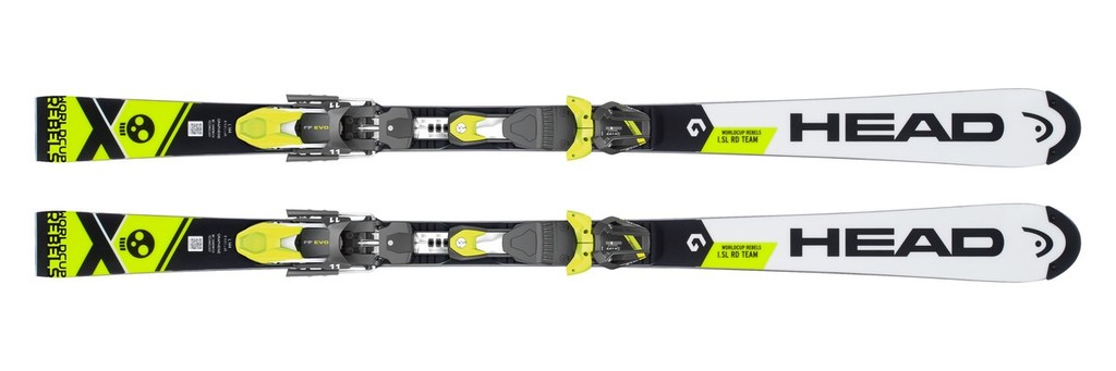 HEAD/TYROLIA HEAD 2019 SKIS WC REBEL I.SL RD TEAM SW JRP RDX