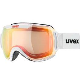 UVEX UVEX SKI GOGGLE DOWNHILL 2000 VFM WHITE MIRROR RED