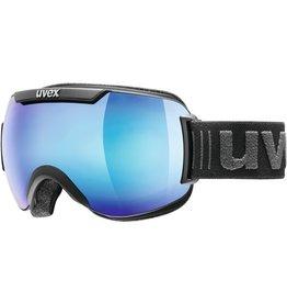 UVEX UVEX 2019 SKI GOGGLE DOWNHILL 2000 FM BLACK MIRROR BLUE