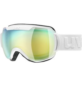 UVEX UVEX 2019 SKI GOGGLE DOWNHILL 2000 FM WHITE MIRROR ORANGE