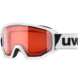 UVEX UVEX SKI GOGGLE ATHLETIC LGL WHITE LGL ROSE