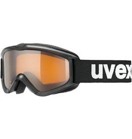 UVEX UVEX 2021 SKI GOGGLE SPEEDY PRO BLACK LGL