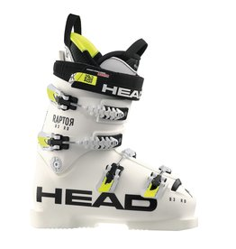 HEAD/TYROLIA HEAD 2019 SKI BOOT RAPTOR B3 RD WHITE