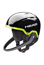 HEAD/TYROLIA HEAD 2019 SKI HELMET TEAM SL BLACK/LIME