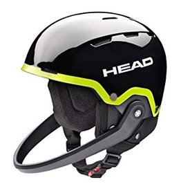 HEAD/TYROLIA HEAD SKI HELMET TEAM SL BLACK/LIME