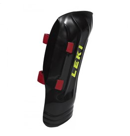 LEKI LEKI SHIN GUARD RG-WORLDCUP PRO BLACK