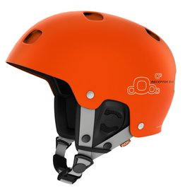 POC POC SKI HELMET RECEPTOR BUG IRON ORANGE
