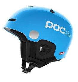 POC POC 2019 SKI HELMET POCITO AURIC CUT SPIN FLUORESCENT BLUE
