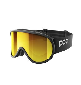 POC POC 2019 SKI GOGGLE RETINA CLARITY URANIUM BLACK SPEKTRIS ORANGE