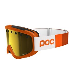 POC POC SKI GOGGLE IRIS STRIPES ZINK ORANGE
