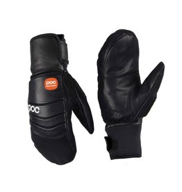 POC POC SKI GLOVE PALM COMP MITTEN JR URANIUM BLACK