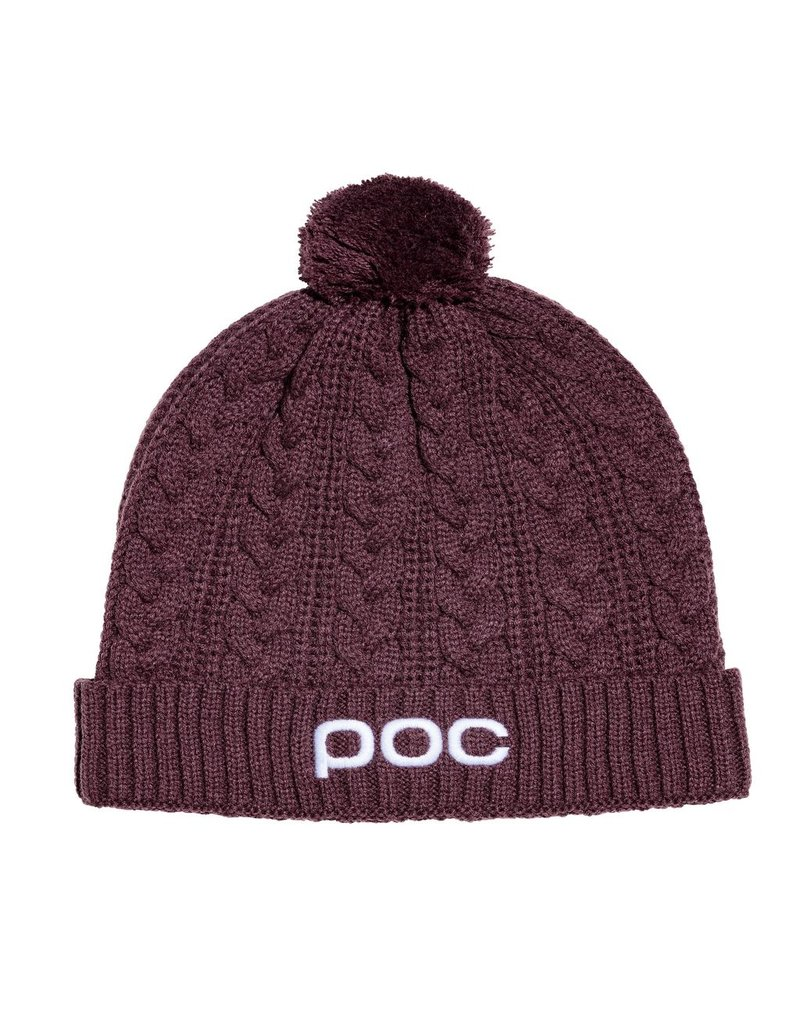 POC POC BEANIE CABLE BEANIE COPPER RED