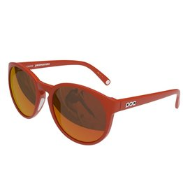 POC POC SUNGLASSES KNOW JULIA MANCUSO ED JULIA RED
