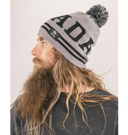 ARMADA ARMADA WATCHER BEANIE HEATHER GREY